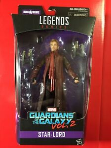 2 6/'/' STAR LORD Figure Mantis NEW Marvel Legends Guardians of the Galaxy Vol