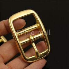 Bonarty 8X Metal Pin Buckles Single Prong Shoe Saddler Leather Craft Belt Strap 15mm