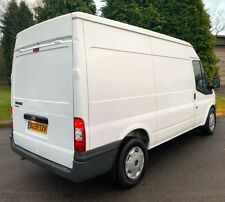 FORD TRANSIT VAN 2.2 TDCI T330 MWB M/R 115 BHP HUGE SPEC TAIL GATE 2009 NO VAT