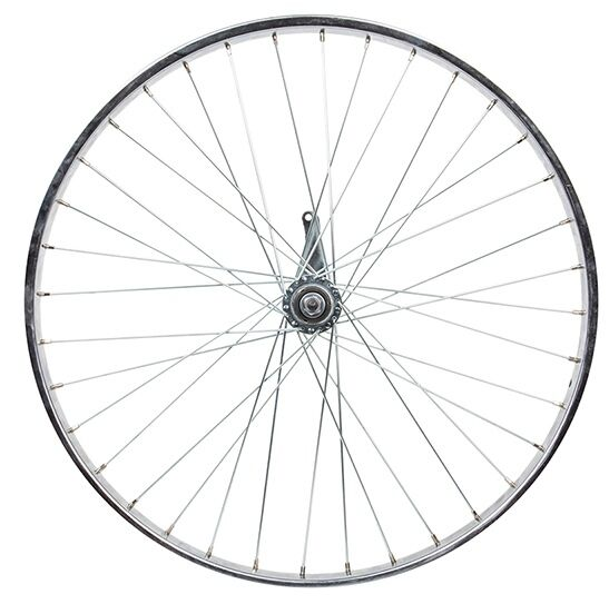 New 26 x 1 3 8 Coaster Brake  Steel Chrome Bike Rear Wheel  best reputation