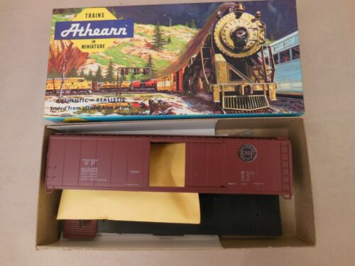 Details about  /HO SCALE ATHEARN 5061 SOUTHERN PACIFIC 50/' BOX CAR KIT NEW