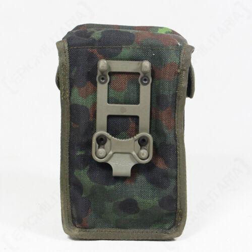Original allemand G3 Mag Pochette-Camouflage Surplus munitions Camouflage Poche