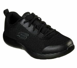 Skechers-Black-Shoes-Men-Light-Memory-Train-Foam-Mesh-Sport-Comfort-Casual-52531