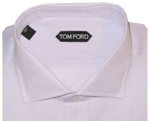 640-NEW-TOM-FORD-SOFT-LILAC-WHITE-STRIPE-HAND-MADE-DRESS-SHIRT-EU-43-17