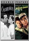 Casablanca/african Queen 0883929315932 With Humphrey Bogart DVD Region 1