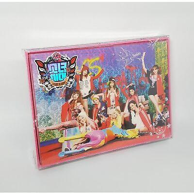 GIRLS' GENERATION SNSD 4th Album [I Got a Boy] Group Ver. CD + Photobook Sealed