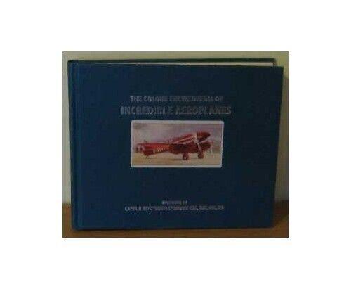 1 of 1 - The Colour Encyclopedia Incredible Aeroplanes - Good Book Jarrett, Philip