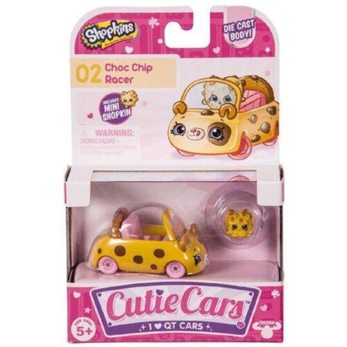 #33 Choose One or All FREE SHIP Shopkins Cutie Cars Die Cast w// Mini Figure #1