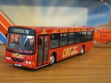 EFE CMT BUSES LIVERPOOL WRIGHT RENOWN VOLVO B10BLE BUS MODEL 27629 1:76
