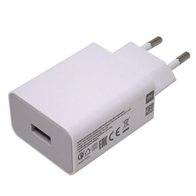Alimentatore XIAOMI Originale caricabatterie per Redmi Note 7 K20 Pro MDY-10EF