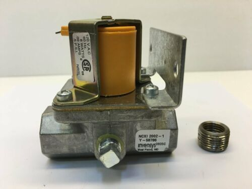 Keating Pasta Center Burner solenoid valve #037033 *NOS*
