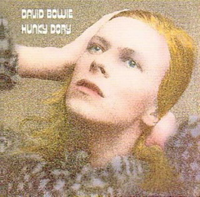 David Bowie - Hunky Dory CD 1971 Brand New and Sealed Music Audio CD
