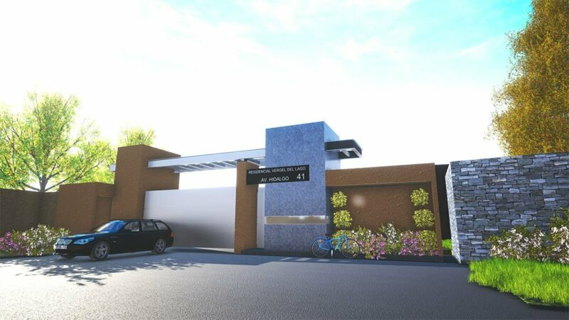 Casa en Venta en Residencial Vergel del Lago, Col. Lomas de Guadalupe, 3 recámaras.