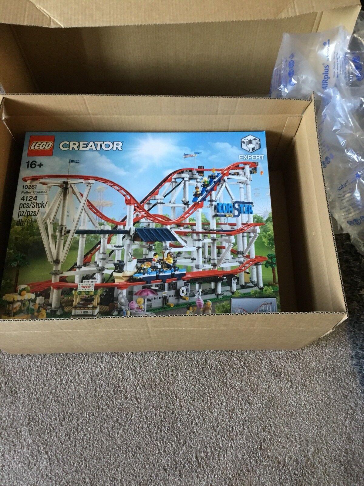 LEGO 10261 CREATOR EXPERT ROLLER COASTER