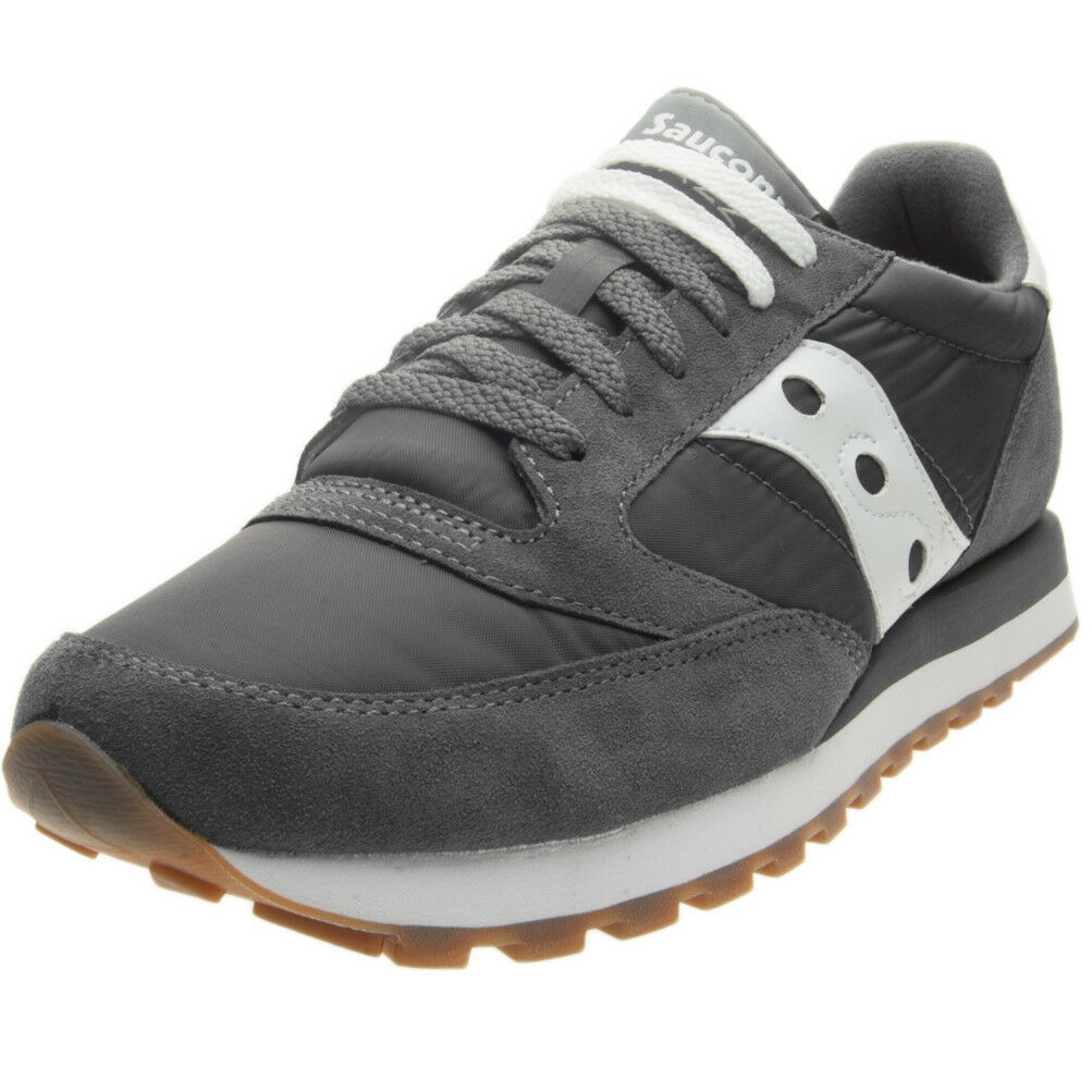 Schuhe Saucony S2044-434 Jazz Original Größe 42 S2044-434 Saucony Grau 0c9094