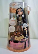 Talking BRATZ Doll JADE w Stand FREE Cell Phone Charm NIP WORKS! Talk & Respond