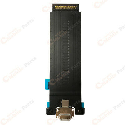 iPad Pro 12.9 2nd Cellular A1670 Charging Port Dock Connector Flex Cable Gray