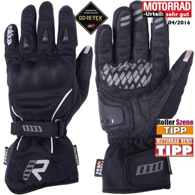 RUKKA Gore-Tex Handschuhe X-TRAFIT VIRIUM Motorradhandschuhe wasserdicht 10 / L