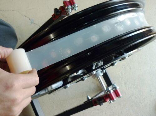 Triumph Street Scrambler Tubeless Kit Front 19×2.50 MT Rear 17×4.25 MT OUTEX