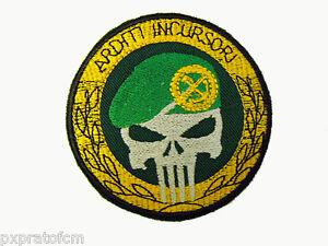 Caricamento dell immagine in corso Patch-Toppa-Militare-Soft-Air-Arditi- Incursori-Punisher- a7b1dd3fa766