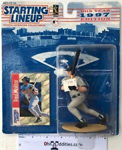 MLB-Minnesota-Twins-Baseball-Paul-Molitor-1997-Starting-Lineup-NEW