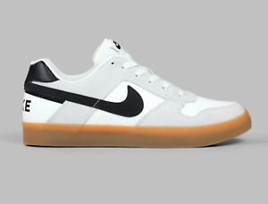 low priced ad722 83de3 Image is loading Nike-SB-Delta-Force-Vulc-Men-s-Shoes-