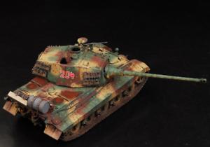 Award Winner Built Meng 1 35 Peiper King Tiger Henschel 204 SS.Abt.501 +PE