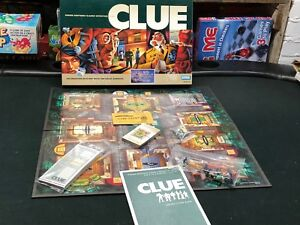 2002-Game-of-Clue-Replacement-Parts-Pieces-You-pick-Great-for-Crafts-too