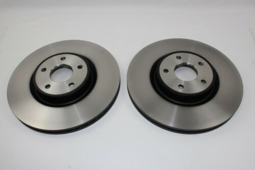 Original Disques de frein avant Ford Focus 2,5 St Bj 10//2005-1//2011 mk2 1770767