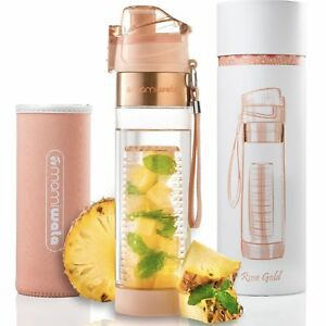 4b3d0ef2d6 Image is loading MAMI-WATA-Fruit-Infuser-Water-Bottle-Create-Naturally-