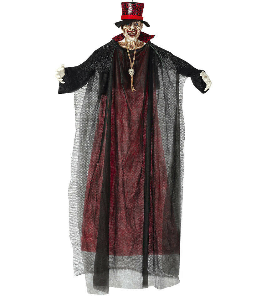 Grand Halloween pendant Vampire 200cm Décoration Accessoire Festival Scène