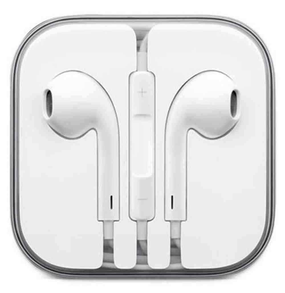 Apple Earpods earphones earbuds headphones for iPhone 5 5s 5C 6 6s  MD827LL/A 1