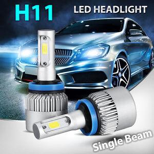 h11 6500k 200w 20000lm led headlight conversion kit single. Black Bedroom Furniture Sets. Home Design Ideas