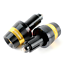 Motorcycle CNC Aluminum Handle Bar End Plug Cap for Suzuki DL650 DL1000 V-STROM
