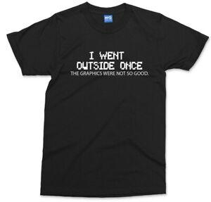 Funny Gamer Gift T-shirt Bad Graphics Gaming PS4 Boys kids Teenager Birthday Top