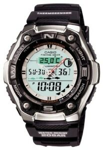 CASIO-Watch-Sports-Gear-Tide-Graph-AQW-101J-1AJF-20ATM-Fishing-function-F-S
