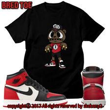 945dc2b097807e item 5 CUSTOM T SHIRT Air Jordan 1 Retro High OG Bred Toe matching TEE JD  1-14-4 -CUSTOM T SHIRT Air Jordan 1 Retro High OG Bred Toe matching TEE JD  1-14-4