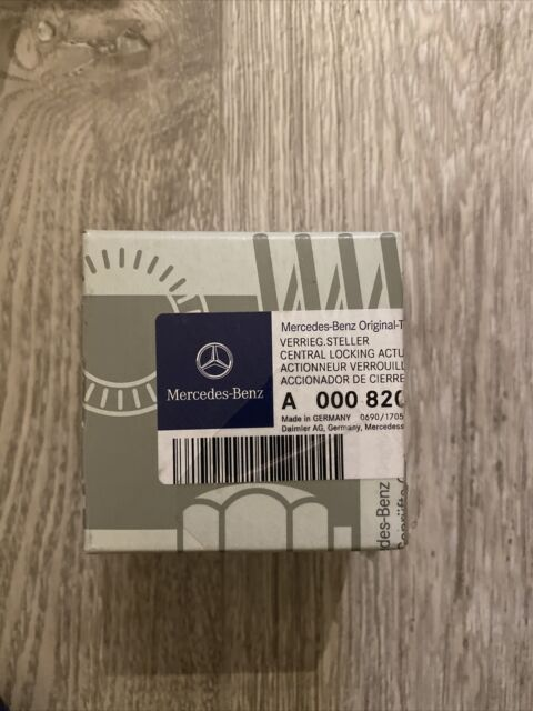 A0008207703 Fuel Tank Flap Cap Locking Motor For Mercedes-Benz A B C E S Class