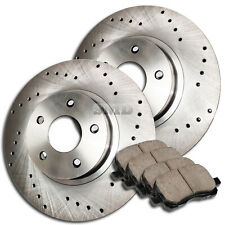 For Mazda CX-7 07-10 Aftermarket Front Brake Kit w// Rotors /& Ceramic Pads