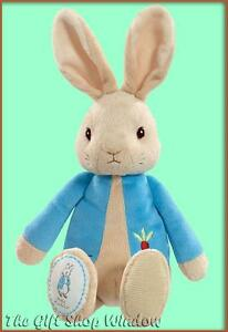MY-FIRST-PETER-RABBIT-SOFT-PLUSH-TOY-OFFICIAL-BEATRIX-POTTER-SUPER-QUALITY-BNWT