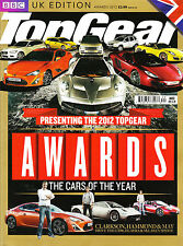 TOP GEAR AWARDS The Cars Of The Year 2012 + Men Of The Year @NEW@ BBC UK EDITION