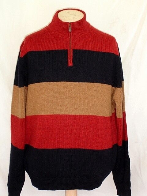 BROOKS BROTHERS N.Y. Troyer - Pullover, Gr. L, NEU