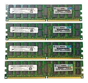 16GB-4x4GB-Micron-DDR2-Sdram-Memoria-Servidor-PC2-5300P-Eccreg