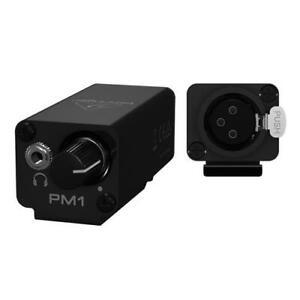 BEHRINGER PM1 POWERPLAY PERSONAL IN EAR MONITOR DA CINTURA CON INGRESSO XLR