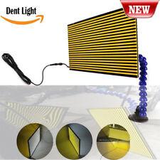 Us Led Line Board Light Lamp Car Body Paintless Pit Dent Testing Repair Tool Kit