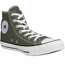 Converse Damen Schuhe All Star Hi Suede Grau 132119C Chucks
