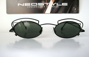 Neostyle-47-21-130-Holiday-974-Black-Small-to-XS-Sunglass-Design-Ray-Mens-Womens