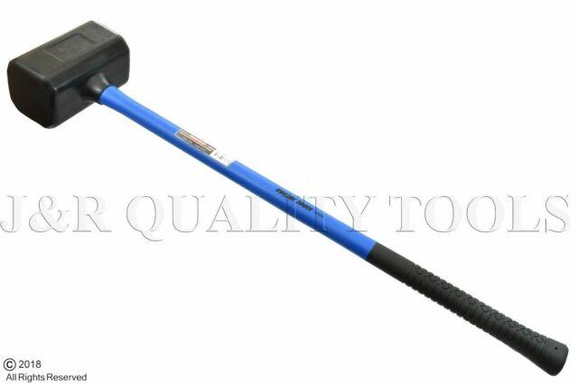 "Wiha 80280 3.1/"" Face x 10 lbs Dead Blow Sledge Hammer"