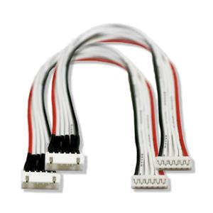 6S Balancerkabel mit Silikon Kabel Verl/ängerung 20cm