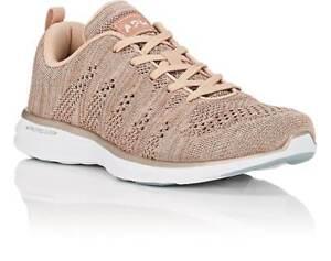 9878f2d0eee5 APL Men s Techloom Pro Sz US 14 M Rose Gold Mesh Running Sneakers ...